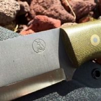 LT Wright Sopses Mantis Knife